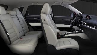 Mazda CX-5 2018 asientos