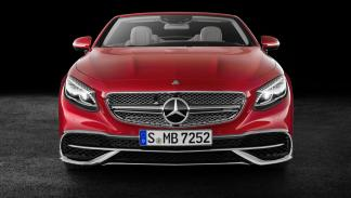 Mercedes-Maybach S650 Cabriolet morro