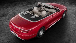 Mercedes-Maybach S650 Cabriolet trasera tres cuartos