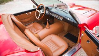 Ferrari 250 GT California Spider interior