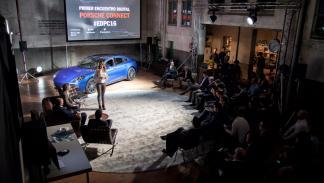 El Porsche Panamera es el modelo mejor conectado de la marca