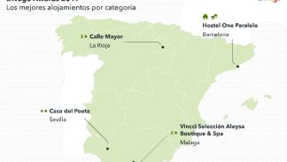 mejores hoteles espana 2016