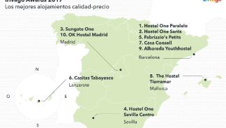 mejores hoteles espana 2016 calidad