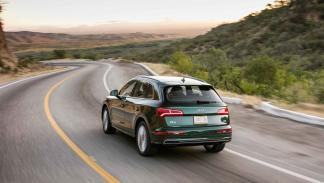 Audi Q5 2017 trasera