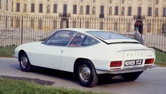 Rover 2000 TCZ