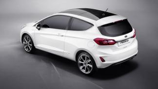 Ford Fiesta Vignale 2017 zaga