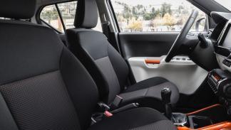 Suzuki Ignis 2017 asientos