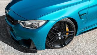 BMW M4 Coupé modificado G-Power delantera detalle