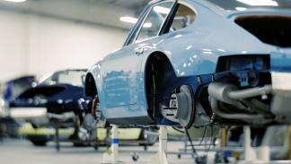 Así es la fábrica de Singer, donde nacen los mejores 911 del mundo...