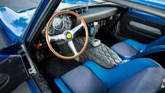 Ferrari 250 GTO a la venta Blue Nart clásico caro joya
