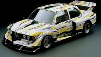 Art Drive! The BMW Art car collection