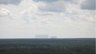 radares abandonados chernobyl