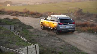Peugeot 3008 SUV Trophy pirineos