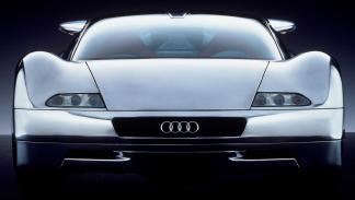 Audi Avus quattro Concept morro