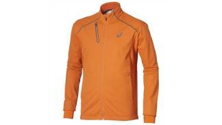 Chaqueta running invierno Accelerate Jacket, de Asics. 140 euros