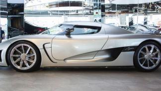 Koenigsegg Agera lateral
