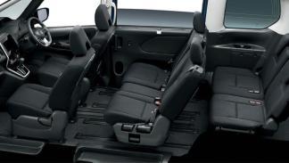 Suzuki Landy asientos