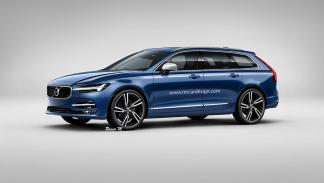 Volvo V60 2017 delantera