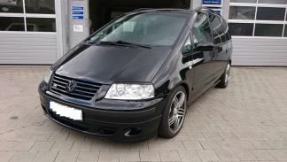 Volkswagen Sharan 440 CV delantera