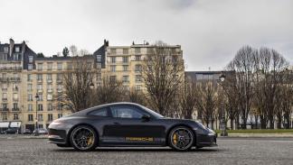 Porsche 911 R lateral