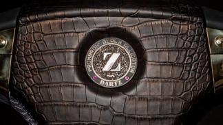 Dartz Prombron Black Alligator