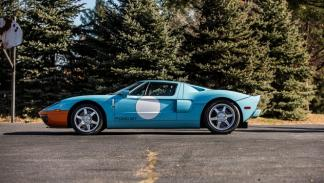 Ford GT Heritage Edition 2006