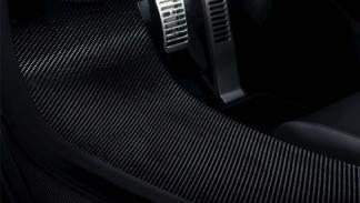 McLaren Super Series MSO pedales