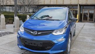 Prueba: Opel Ampera-e