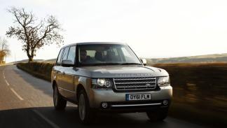 Coches de George Michael Range Rover