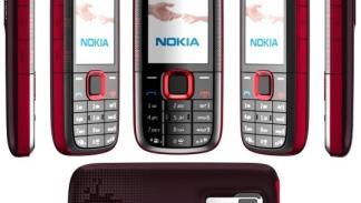 Nokia 5130 | Fecha de lanzamiento: 2007 | Millones de unidades vendidas: 65