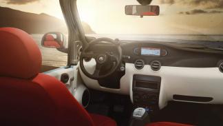 Citroën E-Mehari interior