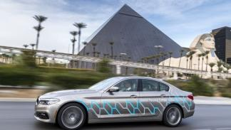 El BMW Serie 5 Connected Mobility