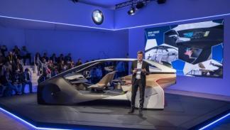 BMW, en el CES Las Vegas 2017: las fotos