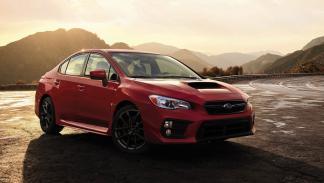 Subaru WRX y WRX STi 2018