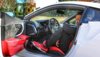El Honda NSX de Ludacris