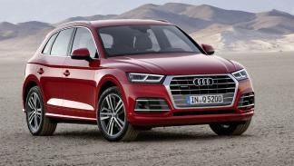 mejores SUV 2017 Audi Q5