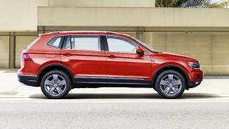 mejores SUV 2017 Volkswagen Tiguan Allspace