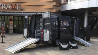 Las furgonetas del futuro, según Mercedes