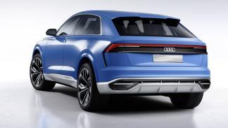 Audi Q8 Concept  zaga