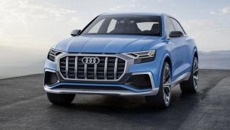 Audi Q8 Concept  delantera