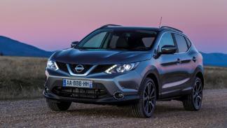 SUV menos consumen 2017 Nissan Qashqai dCi 110