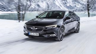 Opel Insignia Grand Sport Twinster delantera