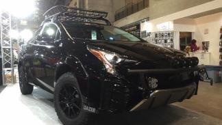 Toyota Prius-X frontal 2