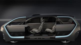 Chrysler Portal concept lateral puertas