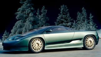 Lotus Emotion Concept 1991