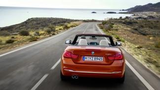 Nuevo BMW Serie 4 Luxury Convertible 2017