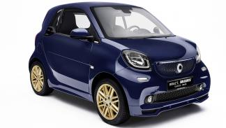 Smart Brabus Tailor Made delantera