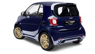 Smart Brabus Tailor Made trasera