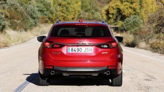 Comparativa Mazda 6 Wagon zaga