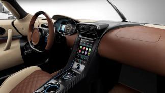 Koenigsegg Regera Burdeos
